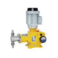 JSX系列柱塞計量泵